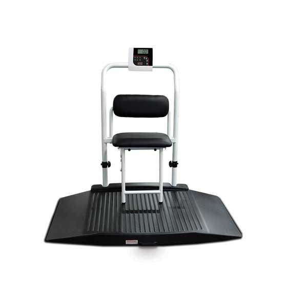 wheelchair lift scale